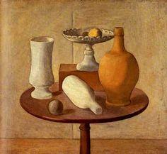 Pintura Metafísica by Giorgio Morandi  (1890 - 1964)