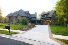 Hoss Homes - Indianapolis Custom Home Builder - Exteriors