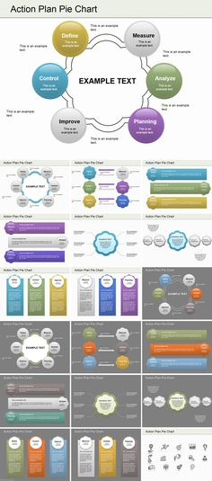 Dial Year PowerPoint Charts Templates PowerPoint Charts - charts templates
