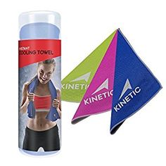 Cooling towel, you'll need one when it's hot out, we recommend these at summer tennis camp!   #tennis #sports