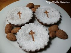 tartelettes de santiago (spanish dessert)