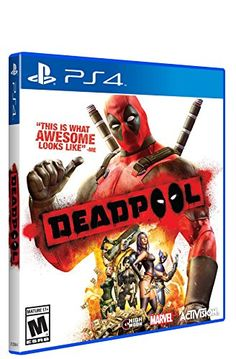 DeadPool - PlayStation 4 Activision http://www.amazon.com/dp/B014R4ZXXI/ref=cm_sw_r_pi_dp_asLKwb00Y25H7
