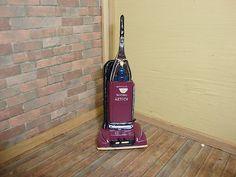 Dollhouse Miniature 1:12th Modern Vacuum Cleaner 3 3/8th inches Tall