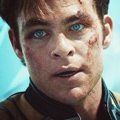 Chris Pine played in Star Trek and Jack Ryan