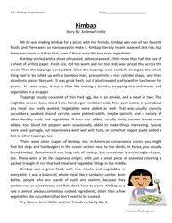 Sixth Grade Reading Comprehension Worksheet - Hangul | Reading ...