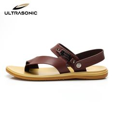 Germany the cable beach shoes men's breathable men's shoes men's sandals, summer new style genuine cowhide leather 2226