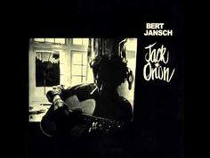 Bert Jansch - Black Waterside - from album Jack Orion