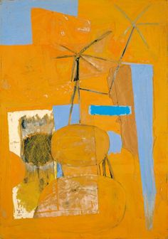 art-Walk — 'The Poet', 1947 Robert Motherwell
