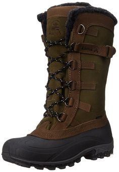Kamik Women's Citadel Insulated Winter Boot -- Remarkable product available now. : Women's winter boots