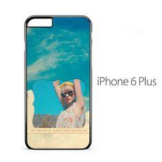 Adorable Taylor Swift iPhone 6 Plus Case