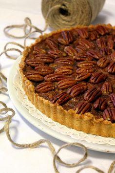 Kakkuviikarin vispailuja!: Pekaanipähkinäpiiras