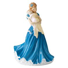 A Mother's Love HN5431 - Royal Doulton Figurine