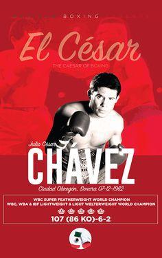 Mexican Boxing Legends - GRAPHICS. c1c590179