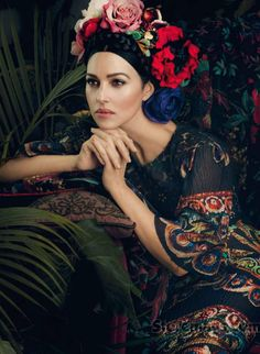Monica Bellucci - Photographed by Signe Vilstrup