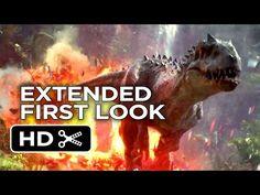 Jurassic World Official Extended First Look (2015) – Chris Pratt Movie HD | Stock Market App