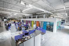 Inside BoomTown's New Charleston Headquarters - Officelovin'