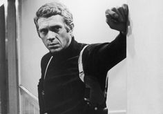 From Bullitt, one of my favorite movies. Because of the car chase. OH, THE CAR CHASE!