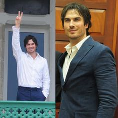 Actor and Environmentalist Ian Somerhalder Designated as UNEP Goodwill Ambassador on World Environment Day 2014