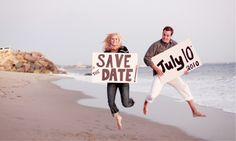 Save the Date Inspiration #weddingideas #savethedateideas #peartreegreetings