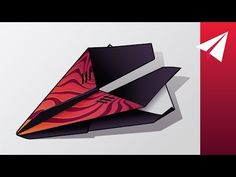 Best Paper Plane, White Wings, X Wing, Airplanes, Paper Planes, Amazing, Youtube, Search, Planes