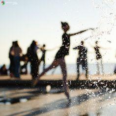 Ομπρέλες στη Νέα Παραλία Θεσσαλονίκης Thessaloniki, Concert, Photos, Pictures, Concerts