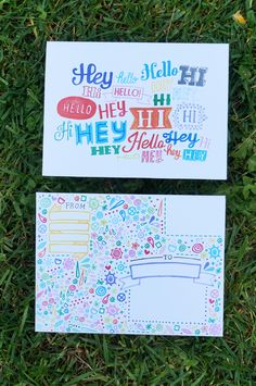 Gorgeous printable envelope here!   Visit goodnightlittlespoon.com for a really cute blog and more awesome downloadables   Goodnight Little Spoon Free Printable