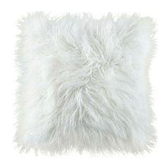 throw pillows faux fur, sheep pillow