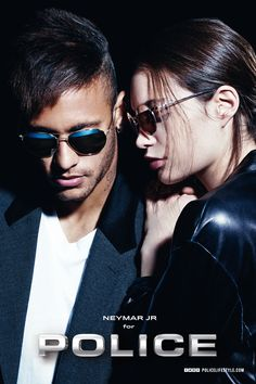 4e34b288f4 Hot shots of beautiful people in cool shades - Neymar JR and international  supermodel Constanza Saravia