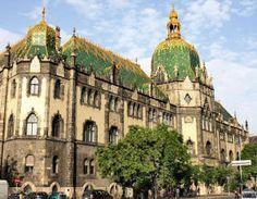 Iparművészeti Múzeum-Budapest