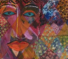 oils on board Mosaic, Drawings, Board, Artwork, Artist, Painting, Design, Work Of Art, Auguste Rodin Artwork