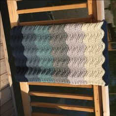 A chunky merino wool