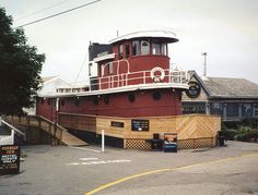 The Tugboat Inn,  Boothbay Harbor, Maine