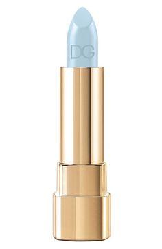 Women's Dolce&Gabbana Beauty Shine Lipstick - Light Blue 185