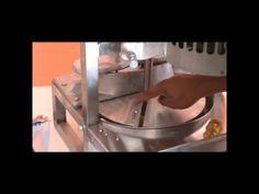 Rebanadora de papas 1 - YouTube