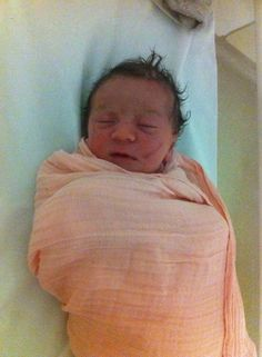 The newest Syme arrived in August. Meet Billie Ann Syme! Gorgeous............
