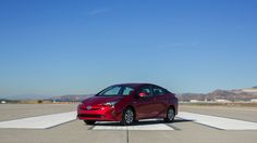 The new Toyota Prius isn't just a good hybrid, it's a good car