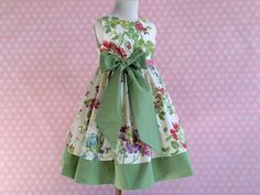 Hey, I found this really awesome Etsy listing at https://www.etsy.com/listing/222545537/girls-easter-dress-toddlers-easter-dress