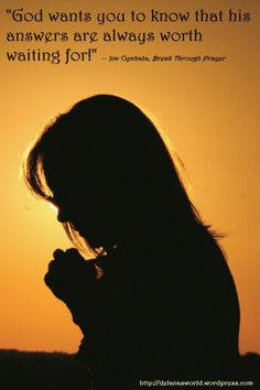 """…Keep holding onto the Lord today no matter how you feel, no matter how bad things get."""""""