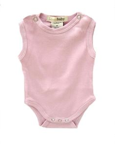 Lovedbaby Sleeveless Bodysuit Pink 69 Months ** Read more  at the image link.Note:It is affiliate link to Amazon.