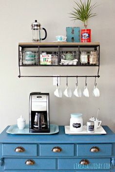 home Coffee Station 16
