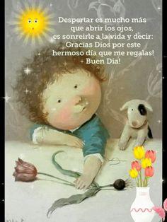 Buenos Días Hermosa Mañana - Gif