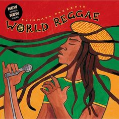 Putumayo Presents: World Reggae (Re-Release). Experience the irresistible rhythms of reggae on this global musical journey from the Caribbean to Africa and beyond. Features 6 new songs including Toots & the Maytals' cover of Ray Charles' I've Gotta Woman. Reggae Art, Reggae Music, World Music, Nazareth Love Hurts, Apache Indian, Jamaican Music, Jamaican Art, Pochette Album, Shops