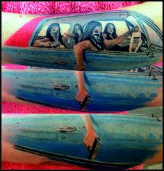 in progress... Rembrandt, Tattoo Studio, Tattoos, Painting, Art, Tatuajes, Tattoo, Painting Art, Japanese Tattoos