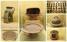 Out and About in Europe: Ancient Agora. The kitchen tools from Agora museum