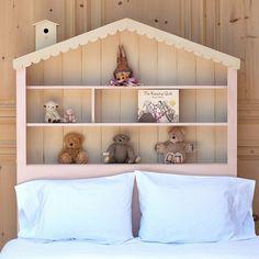 Bradshaw Kirchofer Alices Dollhouse Headboard