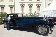 Bugatti Royale by Kellner • 1929