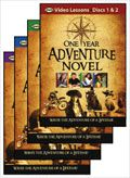 DVDs_covers one yr adventure novel
