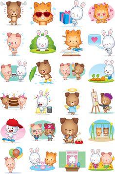 More-Cutie-Pets.png (636×960)