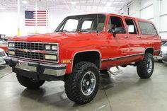 1991 Chevrolet Suburban 4x4