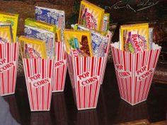 movie thearter theme birthday | Movie Themed Birthday Party Ideas for Kids